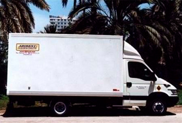 Iveco Daily 35 C12 T.D.I.