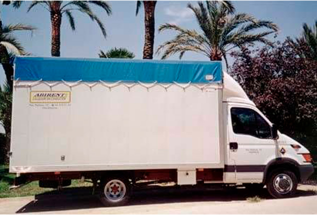 Iveco Daily 35 C11 T.D.I.